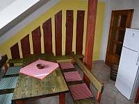 apartmán - kuchyň - Jeseník - Dětřichov