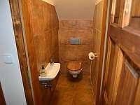 apartmán - WC - Jeseník - Dětřichov