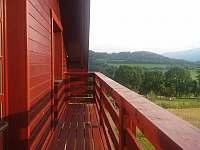 pohled z balkonu - Jeseník - Dětřichov
