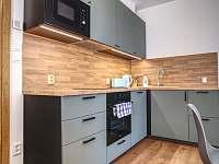 kuchyňský kout - apartmán k pronájmu Filipovice