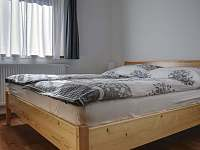 ložnice - pronájem apartmánu Filipovice
