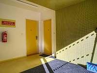 vstup do apartmánu - Filipovice