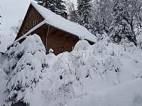 Roubenka u lesa - chalupa - 39 Ostružná