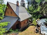 Roubenka u lesa - chalupa ubytování Ostružná - 9