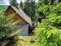 Roubenka u lesa - chalupa k pronájmu - 10 Ostružná