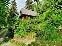 Roubenka u lesa - chalupa k pronájmu - 28 Ostružná