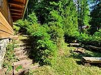 Roubenka u lesa - chalupa - 31 Ostružná