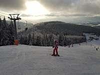 Ski areál Ramzová - Ostružná
