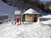 Zimní altán - Štědrákova Lhota