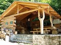 lesní bar Horní Lipová - Rejvíz