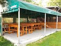 párty stan - Rejvíz