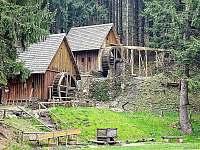 Zlatokopecký skanzen - Rejvíz