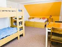 Penzion Morava - apartmán s vlastním sociálním zařízením - Horní Lipová