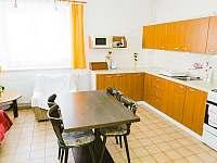 Penzion Morava - kuchyně v penzionu Morava - Horní Lipová