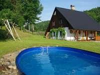 Bazén - chalupa k pronajmutí Vojtovice
