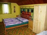 Ložnice 3 lůžka - Vojtovice
