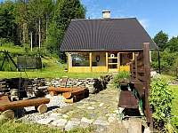 Ohniště - chalupa k pronájmu Vojtovice