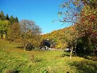 Podzim ve Vojtovicích - chalupa ubytování Vojtovice