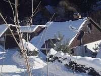 Levné ubytování Vodní nádrž Krásné Chalupa k pronájmu - Bukovice u Velkých Losin