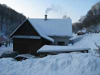 Chalupa Štědrákova Lhota - Zima 2011