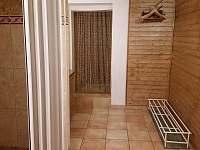 sušárna v koupelně - Staré Město pod Sněžníkem