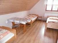 Pokoj č.2 - chalupa ubytování Dlouhá Stráň