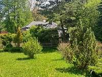 Chalupa Na mlýně - Spálené - ubytování Holčovice - Spálené