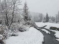 Zima Na mlýně - Holčovice - Spálené