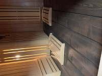 soukromá sauna - Suchá Rudná