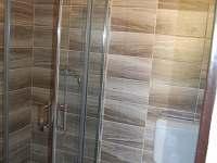 Koupelna - chalupa k pronájmu Lipová - Lázně