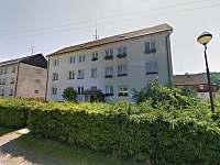 Byt 3+1 Branná - apartmán ubytování Branná