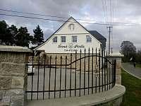 Černá Voda ubytování 23 lidí  ubytování