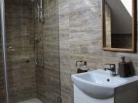Koupelna v Loveckém Apartmá