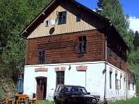 Chata k pronajmutí - okolí Holčovic