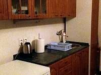 kuchyně_1 - pronájem chaty Vrbno pod Pradědem