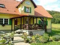 Chalupa k pronájmu - okolí Petříkova