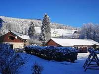 Kalimera v zimě - chata k pronajmutí Horní Lipová
