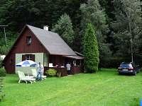 Chata k pronajmutí - dovolená  rekreace Ludvíkov