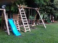 dětské hřiště - ubytování Karlov pod Pradědem - Malá Morávka