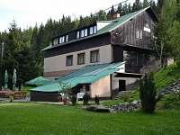 Chata Edison - penzion - 2 Karlov pod Pradědem - Malá Morávka