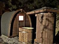 sud u sauny se studenou vodou - Karlov pod Pradědem - Malá Morávka
