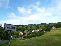 Pohled na obec Maršíkov
