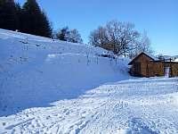 uzamykatelná bouda na lyže a kola - Maršíkov