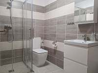 Koupelna - ubytování Přemyslov