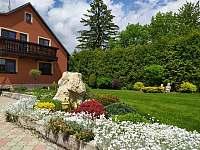 Budova se zahradou - Velké Losiny