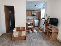Pokoj 2lůžkový - apartmán k pronajmutí Velké Losiny