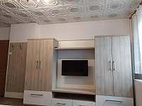 pokoj 4lůžkový - apartmán ubytování Velké Losiny