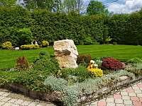 Zahrada - Velké Losiny