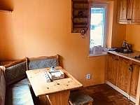 Apartmán - jídelní kout - Lipová lázně