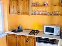 Apartmán - Kuchyňský kout - Lipová lázně